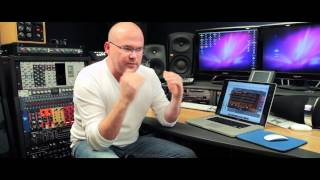 Logic Pro - K-Metering Mixing Tips Monitor Calibration - With James Wiltshire