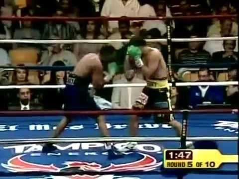Gerry Penalosa vs Mauricio Martinez