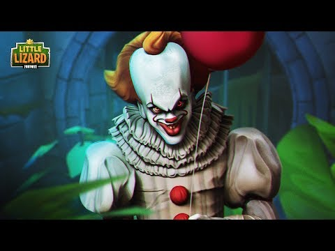 IT x Fortnite - IT the CLOWN is COMING!