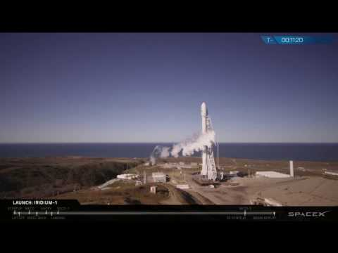 Iridium-1 Technical Webcast