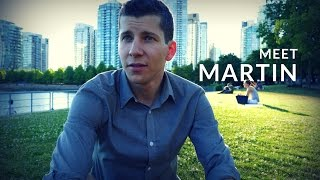Stepwest Stories: Martin - Business Essentials in Vancouver (June 2015)