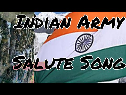 2019 - INDIAN ARMY - Salute  Song # Trend Gana Sanjay