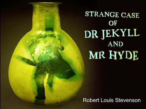 DR JEKYLL & MR HYDE - Read By Tom Baker. (Part 2)