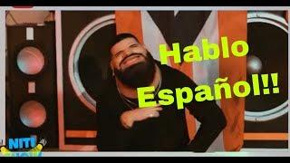 Bad Bunny Ft Drake- Eres Mia Sin Musica Parodia | Niti3