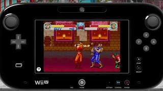 Final Fight One - Wii U eShop Trailer