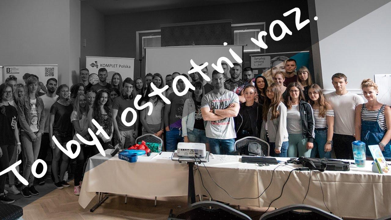(nie)VLOG – Fit Akademia 2017 – [Jacek Bilczyński]