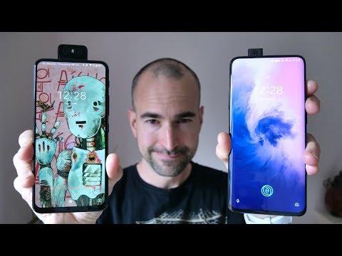Asus Zenfone 6 vs OnePlus 7 Pro | Full-view comparison!