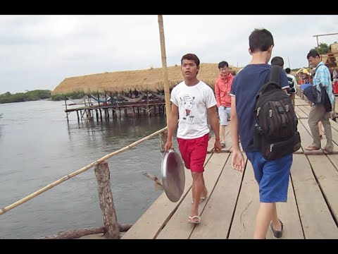 Kampi Resort in Kratie Province, the Kingdom of Cambodia | Tourism of Cambodia