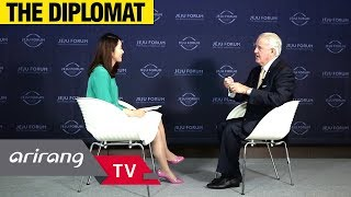 [The Diplomat] Ep.5 - Jeju Forum-Special Edition with Former Canadian Prime Minister Brian Mulroney
