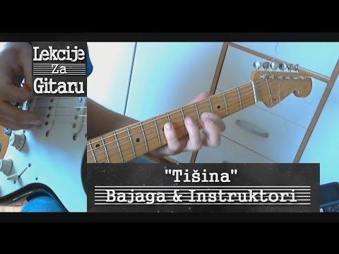 Tišina - Bajaga & Instruktori - intro lesson