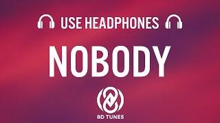 Besomorph RIELL Nobody 8D AUDIO Lyrics