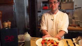 Savor The Heirloom Tomato Salad At Orzo Kitchen & Wine Bar