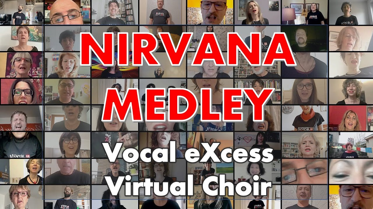 "Nirvana Medley (""Come As You Are""  