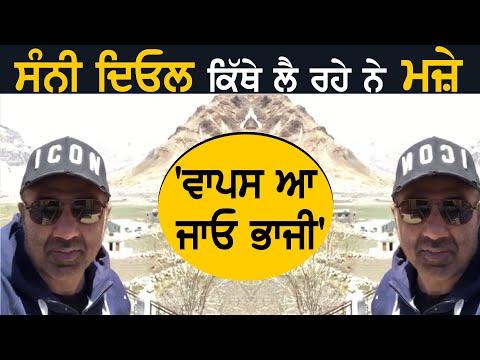 Sunny Deol ਦੇਖੋ Gurdaspur ਜਿੱਤਣ ਤੋਂ ਬਾਅਦ ਕੀ ਕਰ ਰਹੇ ਨੇ