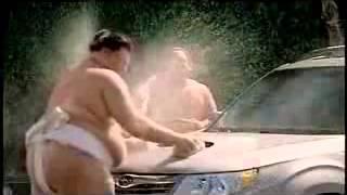 Реклама Subaru Forester 2008