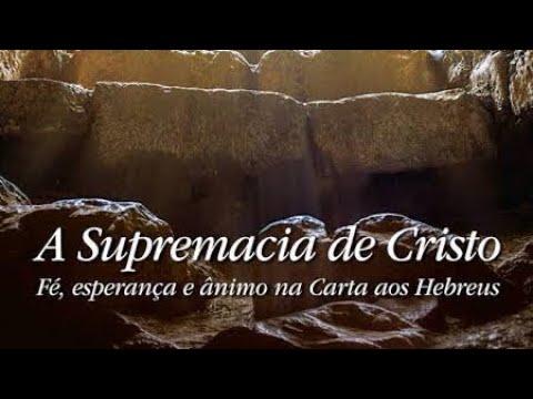 Carta aos Hebreus - Dr Wagner Pedro Lima