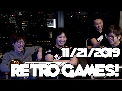 【BeasTV】11/21/2019 レトロゲー特別配信!Retro Gaming With Fuudo & Friends!