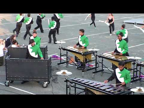 N.H.S. Marching Band Spirit Night Preview Performance