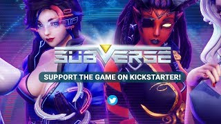 Subverse Kickstarter project! [STUDIO FOW] Introduction & summary