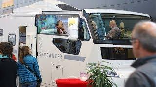 Skydancer - the world's first convertible cabriolet [DE]