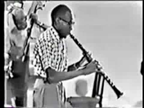 Over the Waves -- George Lewis 1962