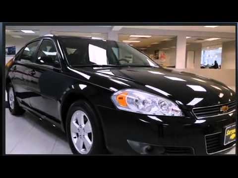 2011 Chevrolet Impala Lt 3 5l Flex Fuel Engine Youtube