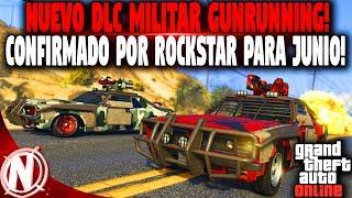 GTA Online TRAFICO DE ARMAS DETALLES DLC- BUNKER SUBTERRANEO,VEHÍCULOS CON ARMAS,APC TANQUES Y MÁS!!
