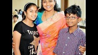 Actress Roja Selvamani Family Video by Cricket challenge TV