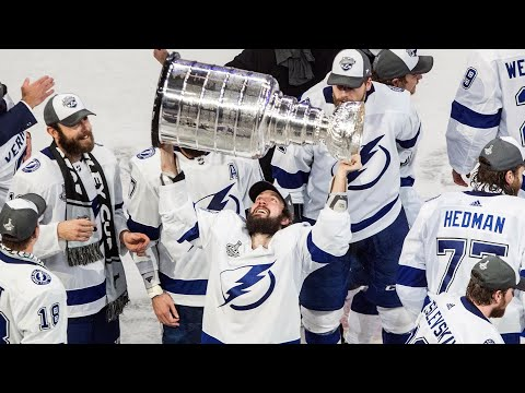 Tampa Bay Lightning's journey to the cup was absolutely insane!!