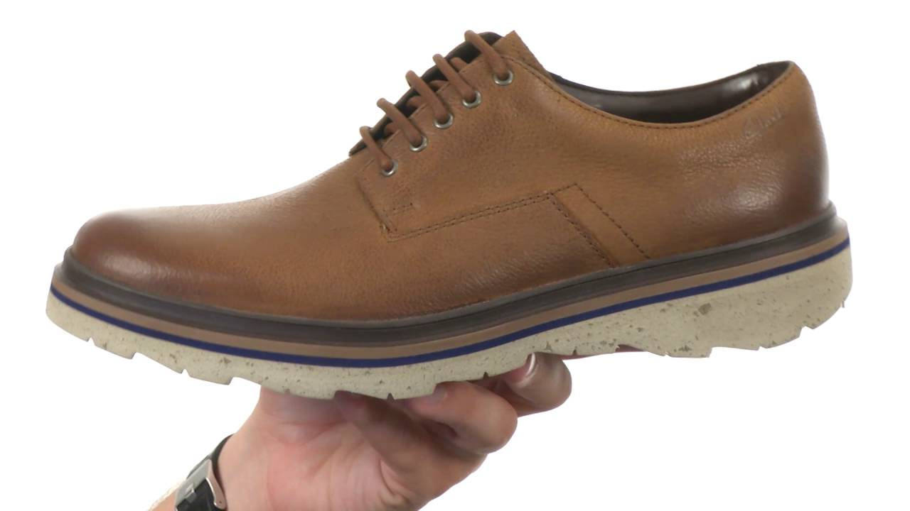 great quality in stock on feet images of Clarks Frelan Lace SKU:8725152
