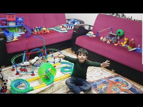Çınar Efenin oyuncak dünyası. Oyuncak videoları.
