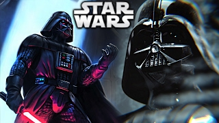 Darth Vader's Thoughts Before He Killed Palpatine - Star Wars Explained