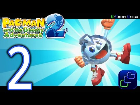 Pac-Man And The Ghostly Adventures 2 Walkthrough - Part 2 - Pacopolis: Just Chillin
