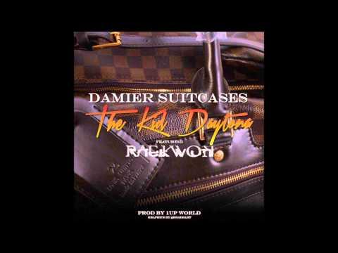 The Kid Daytona Ft  Raekwon -- Damier Suitcases -- (prod 1up world)