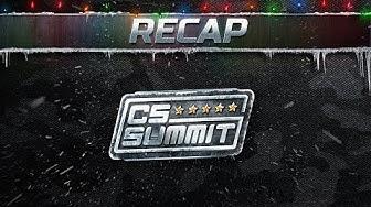 cs_summit 5 - Recap