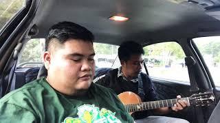 Happy Ending - ป๊อบ ปองกูล | Cover in car