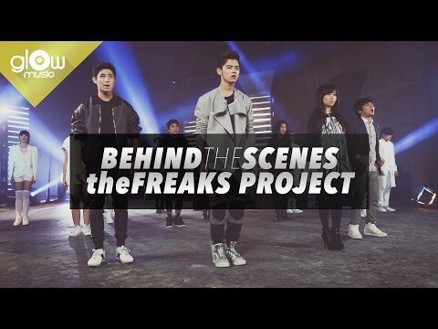 Behind The Scenes #theFREAKS Project [ Part 1 ]