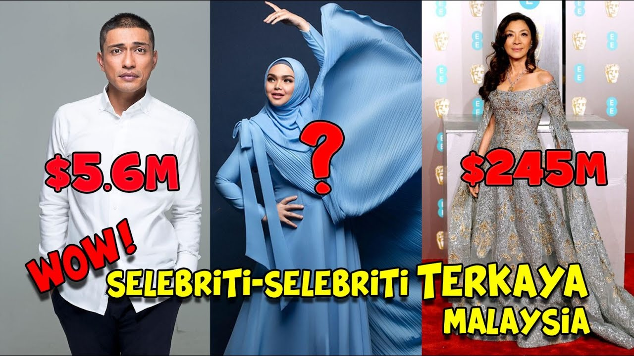 Download Selebriti Terkaya di Malaysia