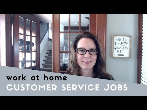 Customer Service Jobs From Home: What You Need To Know
