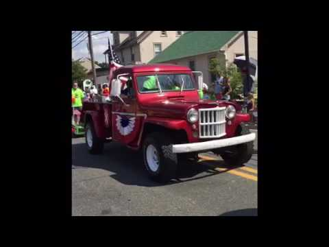 2017 Hockessin, Delaware Independence Day Parade!!!