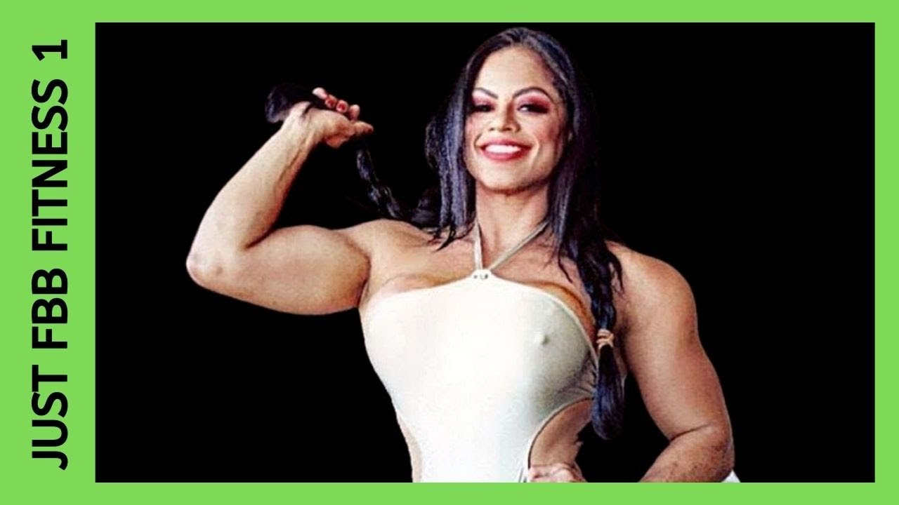 Download Marclene Cabral - Strong Women's Bodybuilder From Brazil