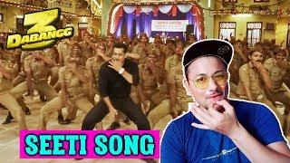 SEETI Song | Dabangg 3 का पहला गाना | Salman Khan