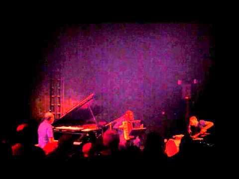 Oslo Art Trio. Misha Alperin, Evelina Petrova, Roberto Dani