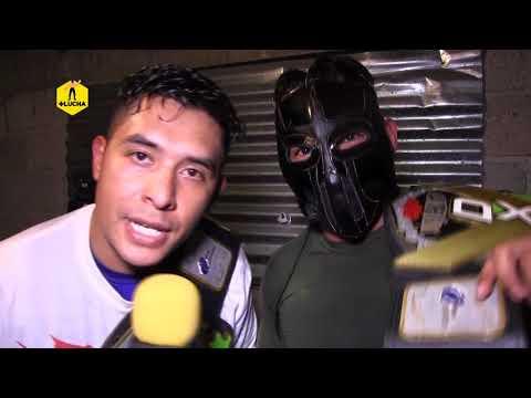 """Junior y Camuflaje: """"Les cumplimos la amenaza y X-LAW tiene el Campeonato Nexo DTU"""""""