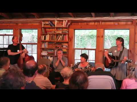 Coracree at Traditional Music and Dance Week, Pinewoods Camp, Plymouth MA
