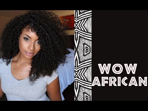 WowAfrican Water Wave Brazilian Wig Review from YouTube · Duration:  5 minutes 8 seconds