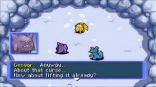 Pokemon Mystery Dungeon Cutscenes: Blue Rescue Team: Finale