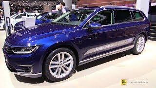 2018 Volkswagen Passat GTE Variant - Exterior and Interior Walkaround - 2018 Geneva Motor Show