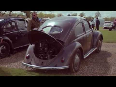 Stanford Hall VW Show 2015