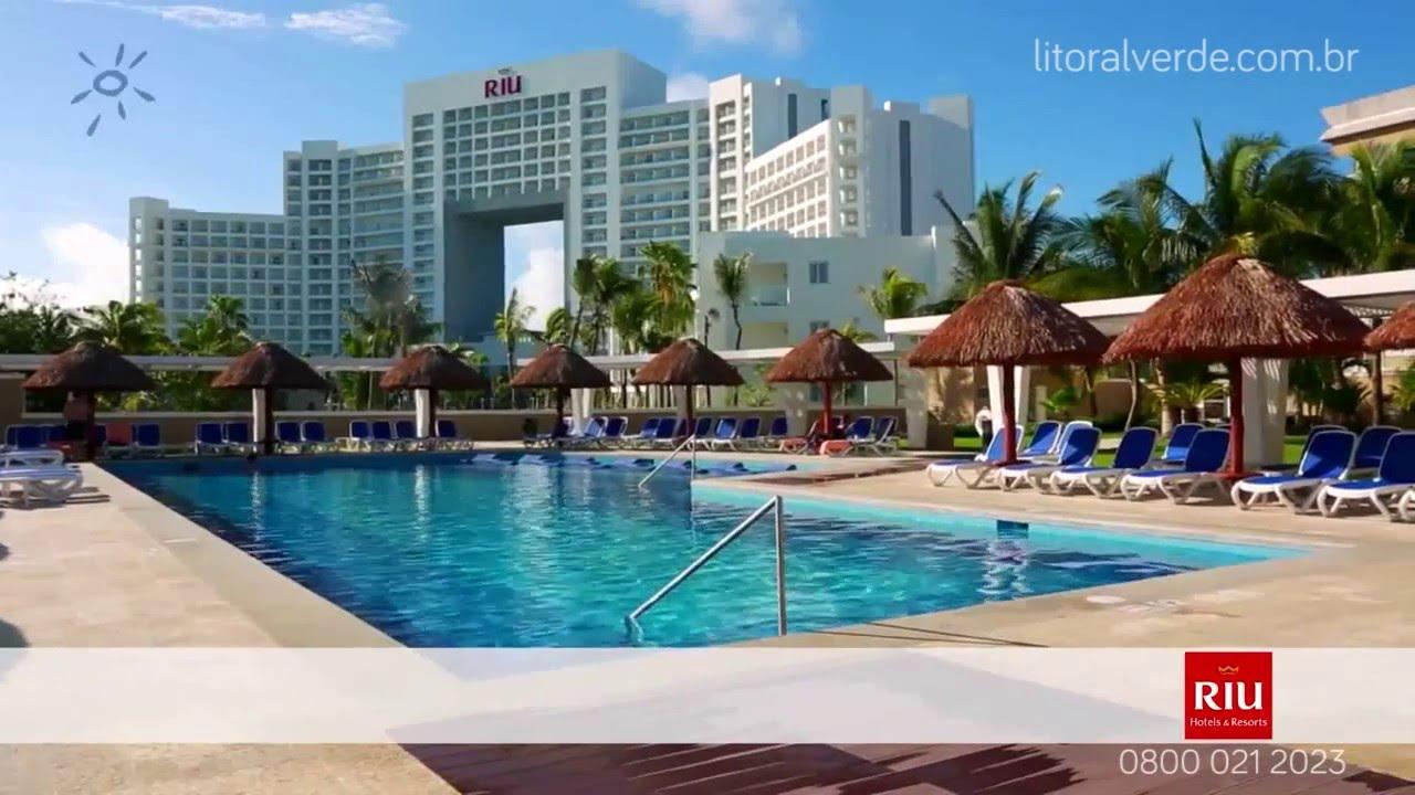 hotel riu caribe canc n litoral verde operadora de. Black Bedroom Furniture Sets. Home Design Ideas